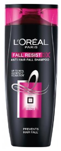 L'oreal Paris Fall Resist 3x Shampoo 360 Ml