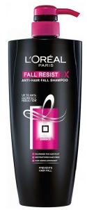 L'oreal Paris Fall Resist 3x Shampoo 640 Ml