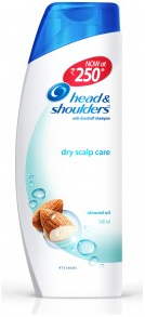 Head & Shoulders Dry Scalp Care Shampoo 340 Ml