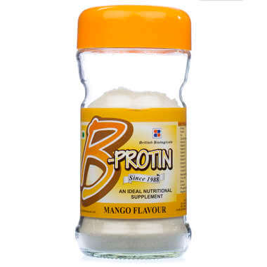 B-protin Powder Mango