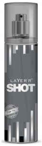 Layerr Shot Power Play Fragrant Spray