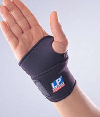 Lp #726 Neoprene Wrist Support Wrap Universal