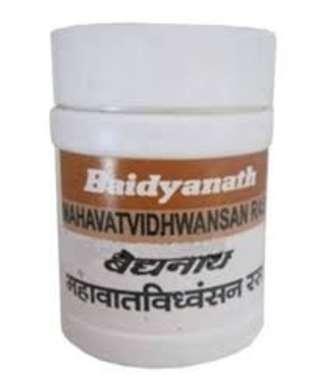 Baidyanath Mahavatvidhvansan Ras Tablet