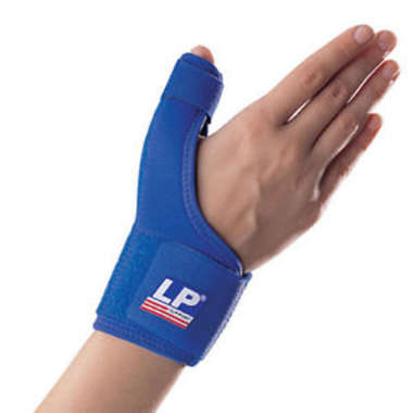Lp #763 Neoprene Wrist/thumb Splint Support L