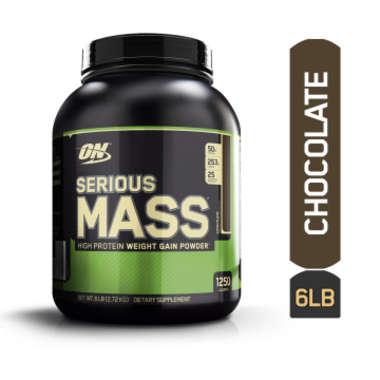 Optimum Nutrition (on) Serious Mass Chocolate
