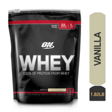 Optimum Nutrition (on) Whey Vanilla
