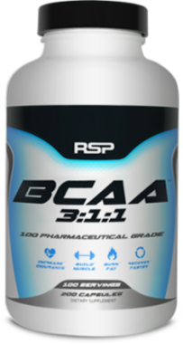 Rsp Nutrition Bcaa Capsule
