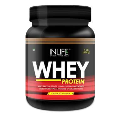 Inlife Whey Protein Powder Chocolate