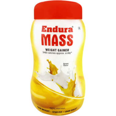 Endura Mass Weight Gainer Banana