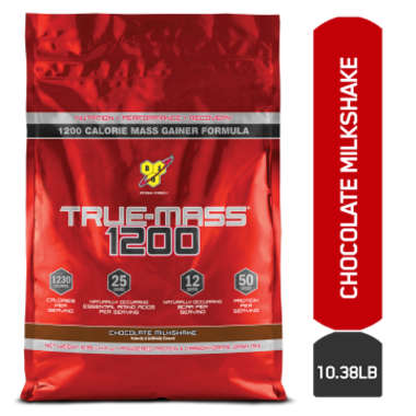Bsn True-mass 1200 Powder Chocolate Milkshake