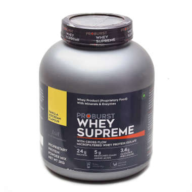 Proburst Whey Supreme Vanilla Icecream