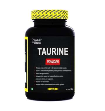 Healthvit Fitness Taurine Powder