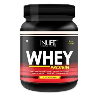 Inlife Whey Protein Powder Vanilla