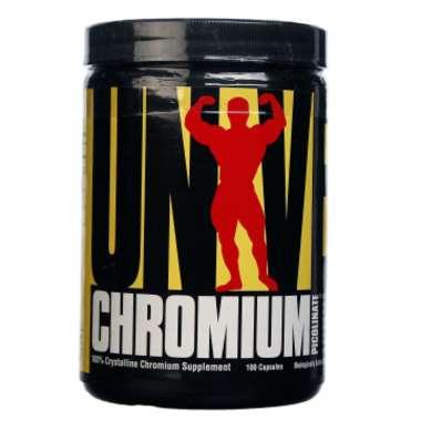 Universal Nutrition Chromium Picolinate Capsule