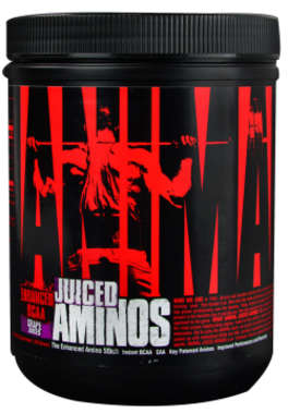 Universal Nutrition Juiced Aminos Grape