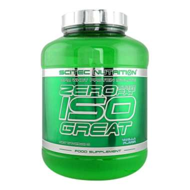 Scitec Nutrition Iso Great Vanilla