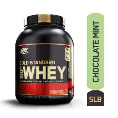 Optimum Nutrition (on) Gold Standard 100% Whey Chocolate Mint