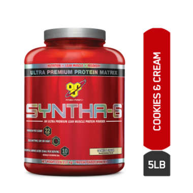 Bsn Syntha-6 Powder Cookies & Cream