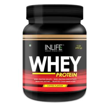 Inlife Whey Protein Powder Coffee