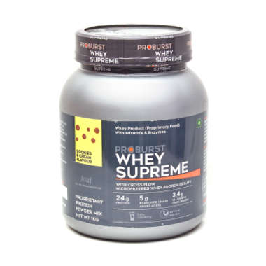 Proburst Whey Supreme Cookies & Cream