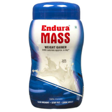 Endura Mass Weight Gainer Vanilla