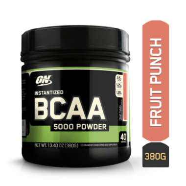 Optimum Nutrition (on) Instantized Bcaa 5000 Fruit Punch