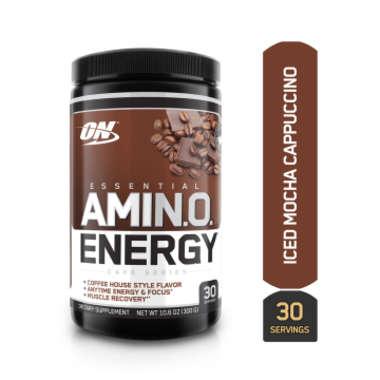 Optimum Nutrition (on) Amino Energy Mocha Cappuccino