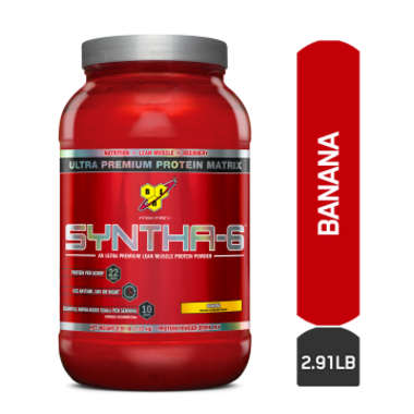 Bsn Syntha-6 Powder Banana
