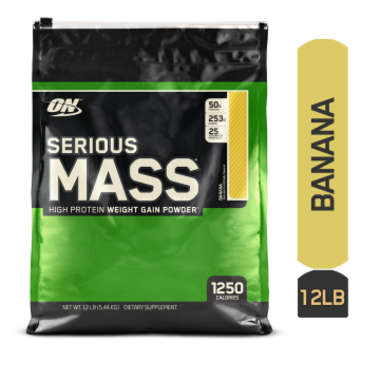 Optimum Nutrition (on) Serious Mass Banana