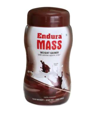 Endura Mass Weight Gainer Chocolate