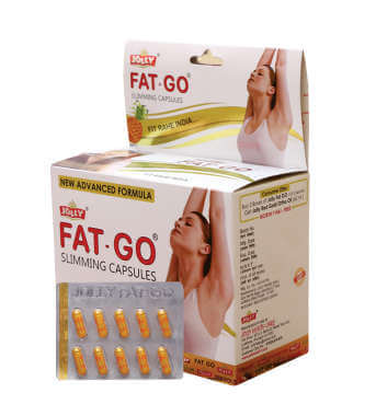 Fat Go - Slimming Capsule