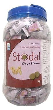 Stodal Cough Lozenges Ginger
