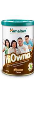 Himalaya Hiowna Chocolate Powder Chocolate