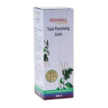 Patanjali Tulsi Panchang Juice