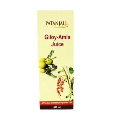 Patanjali Giloy Amala Juice