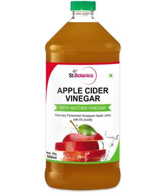 St.botanica Apple Cider Vinegar