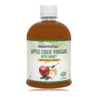 Healthviva Apple Cider Vinegar With Honey