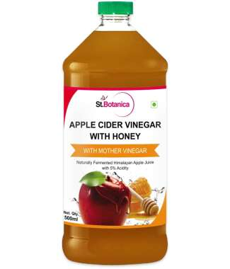 St.botanica Apple Cider Vinegar With Honey