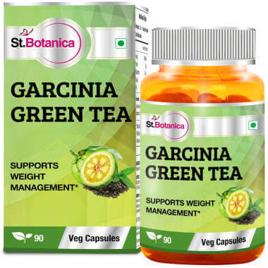 St.Botanica Garcinia Green Tea Capsule