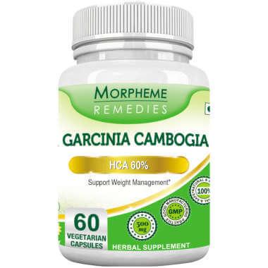 Morpheme Garcinia Cambogia Hca 60% Capsule