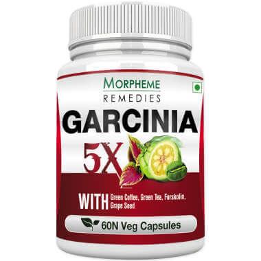 Morpheme Garcinia 5x Capsule