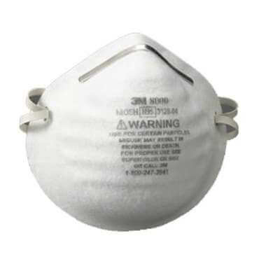 3m N95 8000 Particle Respirator Mask
