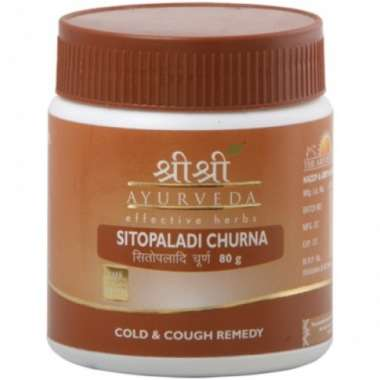 Sri Sri Ayurveda Sitopaladi Churna