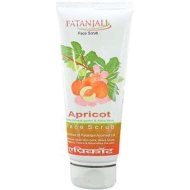 Patanjali Aloevera Apricoat Scrub