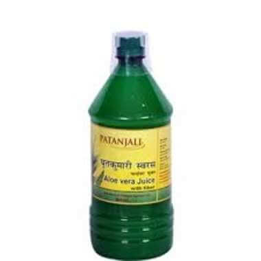 Patanjali Aloe Vera Juice With Fiber