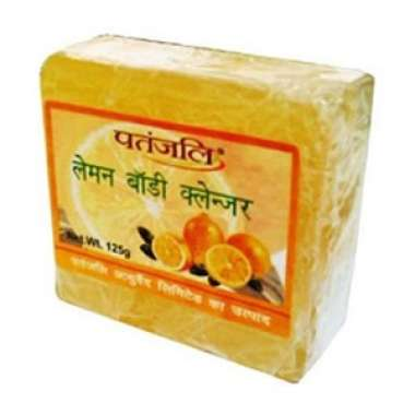 Patanjali Lemon Body Cleanser