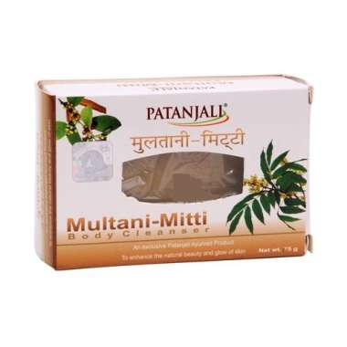 Patanjali Multani Mitti Body Cleanser