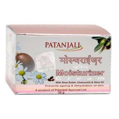 Patanjali Moisturizer Cream