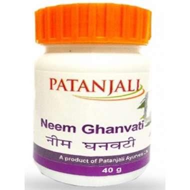 Patanjali Neem Ghan Vati