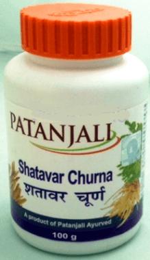 Patanjali Shatavar Churna